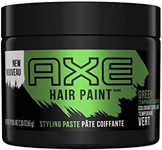 Axe Hair Paint Putty Green (Pack of 2)