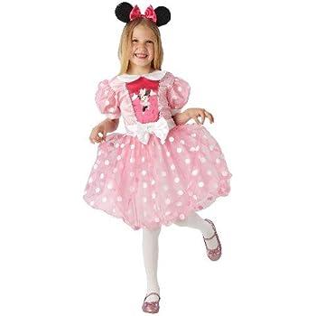Rubies Minnie Mouse - Juguete 886824L [versión Inglesa]: Amazon.es ...