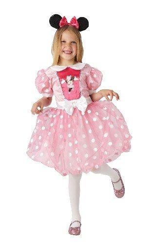 Rubies Déguisement Minnie Rose Robe Fille