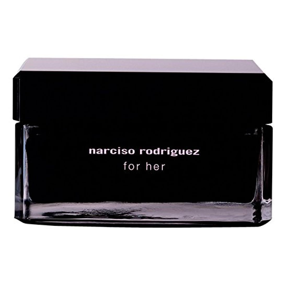 コミュニケーション追い越すミリメーターナルシソ?ロドリゲスボディクリーム150ミリリットル (Narciso Rodriguez) (x2) - Narciso Rodriguez Body Cream 150ml (Pack of 2) [並行輸入品]