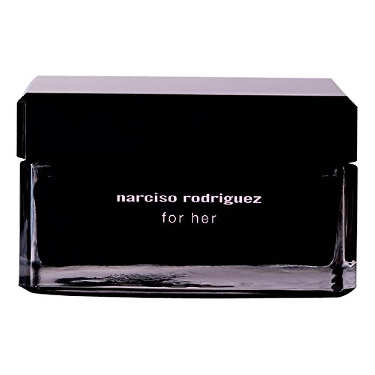 売上高とても貸すナルシソ?ロドリゲスボディクリーム150ミリリットル (Narciso Rodriguez) (x2) - Narciso Rodriguez Body Cream 150ml (Pack of 2) [並行輸入品]
