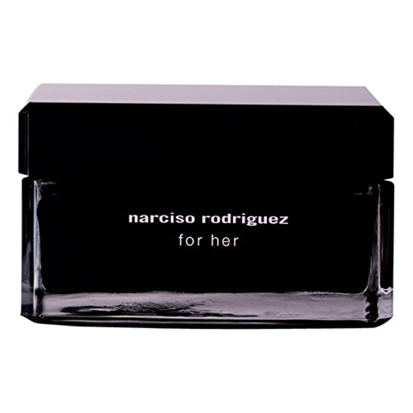 第二スケジュール蜜ナルシソ?ロドリゲスボディクリーム150ミリリットル (Narciso Rodriguez) (x6) - Narciso Rodriguez Body Cream 150ml (Pack of 6) [並行輸入品]