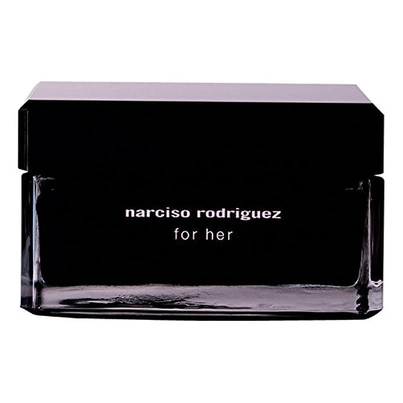 化合物苦情文句尽きるナルシソ?ロドリゲスボディクリーム150ミリリットル (Narciso Rodriguez) - Narciso Rodriguez Body Cream 150ml [並行輸入品]
