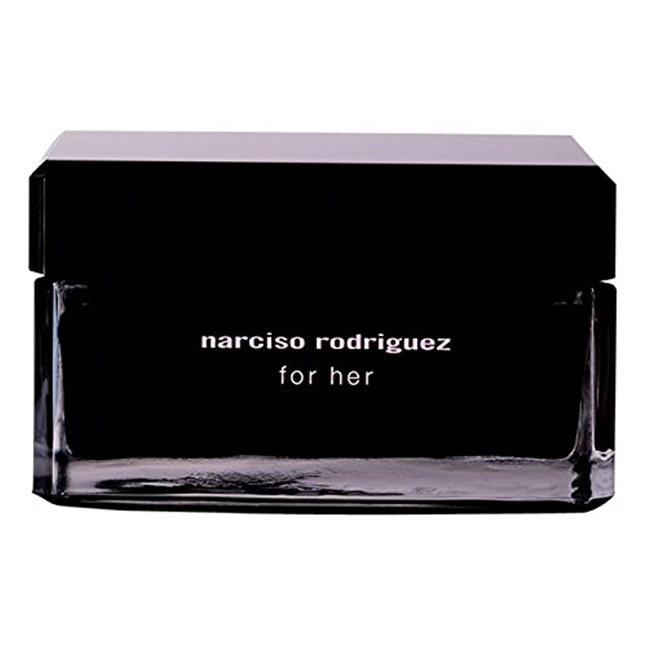 特殊刃ちらつきナルシソ?ロドリゲスボディクリーム150ミリリットル (Narciso Rodriguez) (x2) - Narciso Rodriguez Body Cream 150ml (Pack of 2) [並行輸入品]