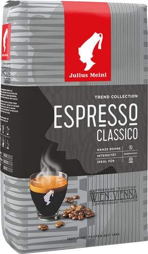 Julius Meinl Trend Collection Espresso Classico, Ganze Bohne - 3x 1 kg