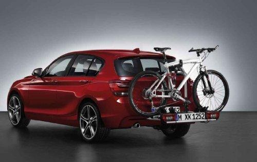 Fahrrad-/E-Bike-Halterung für die Anhängerkupplung Erweiterungssatz für drittes Fahrrad.