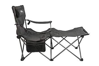 UMI. by Amazon - Chaises de Camping Chaise de Plage Mixte Fauteuil Pliable Porte-Boisson Sac de Transport