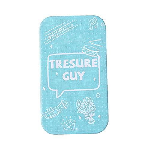 Runfon Cuidado Perfume sólido portátil de Larga duración Bálsamo Fragancia Desodorante Corporal Hidratante Regalo Aroma Elegante Simple Viaje para Hombre Mujeres Style3.