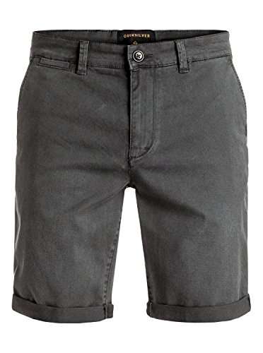 Quiksilver - Short Chino - Hombre - 40 - Negro