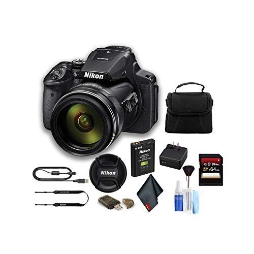 Nikon COOLPIX P900 Digital Camera (26499) Starter Bundle