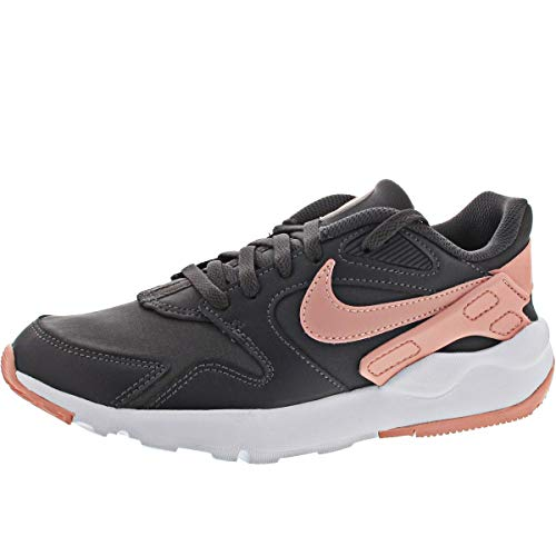 Nike Damen Ld Victory Leichtathletikschuhe, Mehrfarbig (Thunder Grey/Coral Stardust/Phantom 004), 40 EU