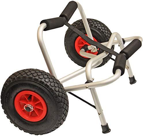 Carro Plegable para Kayak o Kayak para Uso al Aire Libre, para Uso en canoas, Kayak, Kayak, etc.