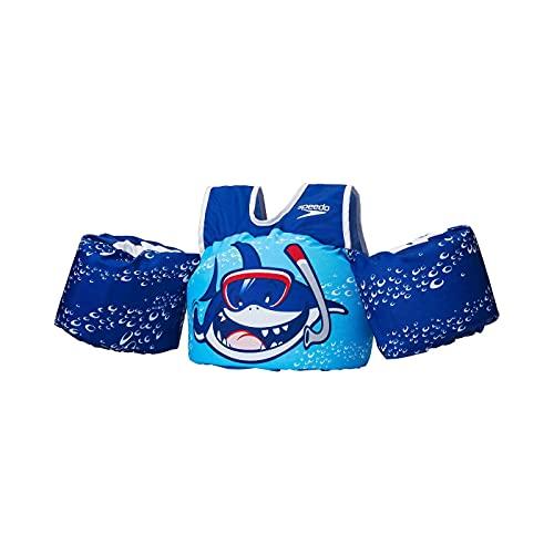 Speedo Safe Splasher - 30-50 lbs - Royal Blue - Porpoise/Fish