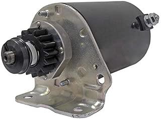 New Starter For Briggs and Stratton 11HP-18HP 393499 497401 494198 494990 Toro John Deere Cub Cadet AM106883 AM38136 AM39285