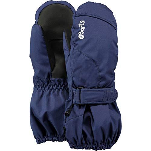 Barts Unisex Baby Tec Mittens Handschuhe, Blau (Navy 3), 5 (8-10 Jahre)