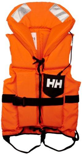 Helly Hansen Navigare Comfort Chaleco Salvavidas, Unisex, Naranja, XS