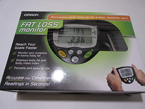 NEW ! Omron Hbf-306c Digital Body Fat Analyzer High Quality Product Fast Shipping