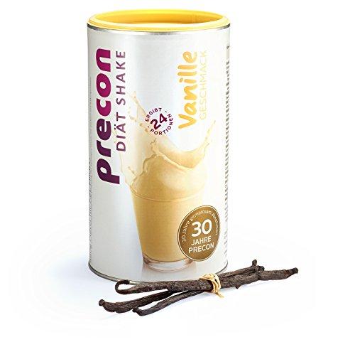 Precon BCM Diät Shake zum Abnehmen – Vanille – 24 Portionen (480 g) – Mahlzeitenersatz für eine gewichtskontrollierende Ernährung