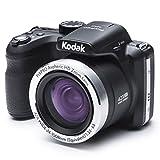 "Kodak PIXPRO Astro Zoom AZ421-BK 16MP Digital Camera with 42X Optical Zoom and 3"" LCD Screen (Black)"