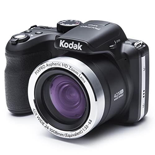 KODAK PIXPRO Astro Zoom AZ421-BK 16MP Digital...