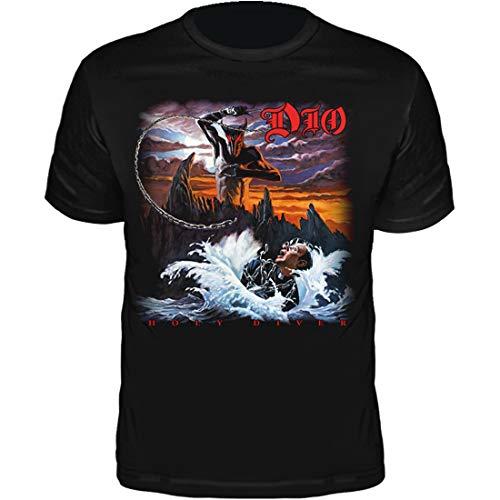 Camiseta Dio Holy Diver