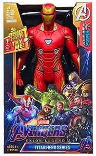 Super Hero Toys Avenge Figures for Kids Birthday Gift By PRIME TECH ™ (IronMan)