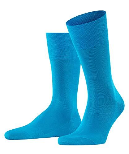 FALKE Herren Socken, Tiago M SO-14662, Blau (Turquise 6830), 41-42