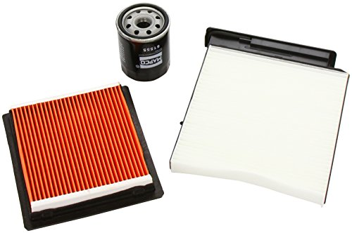 Mapco 68531 Filtersatz Ölfilter Luftfilter Pollenfilter
