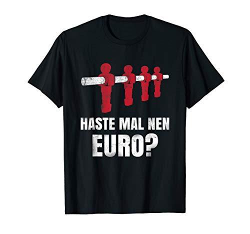 Tischkicker Turnier - Tischfussball - Kickertisch - Kneipe T-Shirt