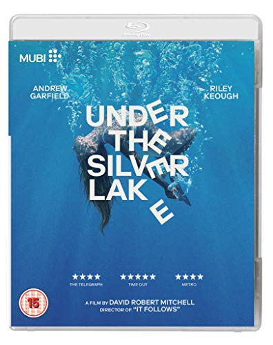 Under The Silver Lake [Blu-ray] [2019]