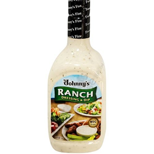Johnny's Classic Ranch Dressing & Dip 1.53l (52 Fl oz)