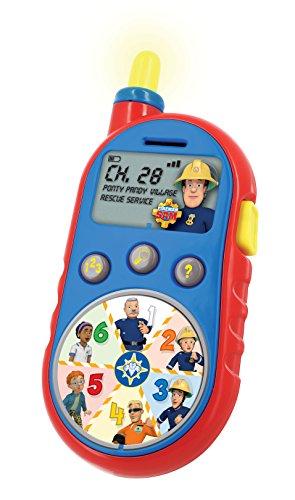 S13250 importado Inspiration Works Reproductor de audio para ni/ños Sam el bombero