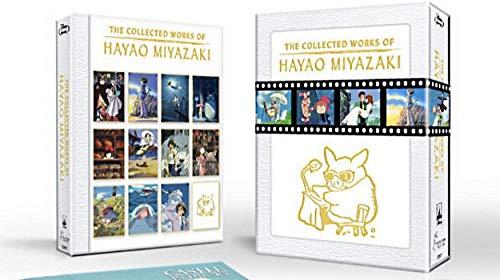 New Haya0 Miyazaki: The Collection Works Cartoons Box Set (BLU-RAY) - 11 Movies