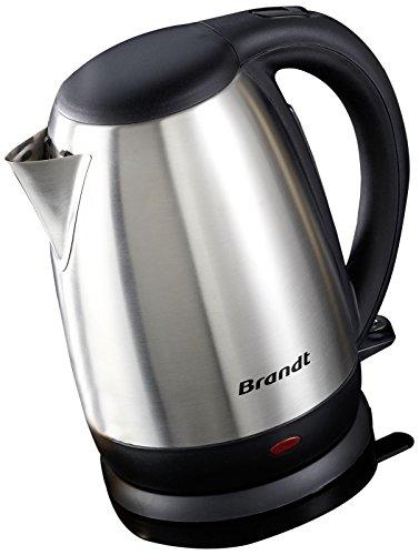 Brandt BO1700X Bouilloire Inox 21,3 x 16,5 x 24,8 cm
