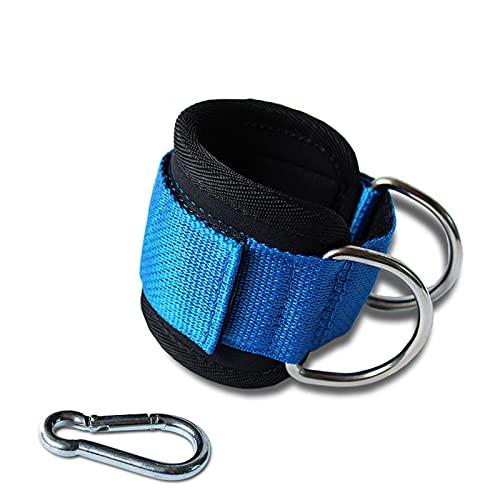 CQQASL Accesorio para aparatos de fitness/mango paralelo, mango ancho para el cable, mango ancho en la espalda, para gimnasio multifuncional y cables, soporta hasta 200 kg.