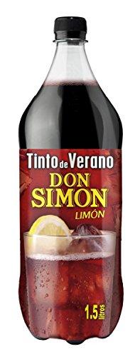 Don Simon Tinto Verano de 4.5º - Paquete de 6 botellas de 1.5 - Total 9 L