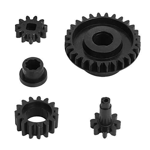 Modele 3. generacji 5 szt. części zamiennych do blendera, przekładnia sokowirówki, blender uicer ABS akcesoria przekładniowe DBF11 modele do modeli HU600 910 1000 modeli