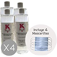 Gel Antibacterial-hidroalcoholico Betafar 4x500 ml