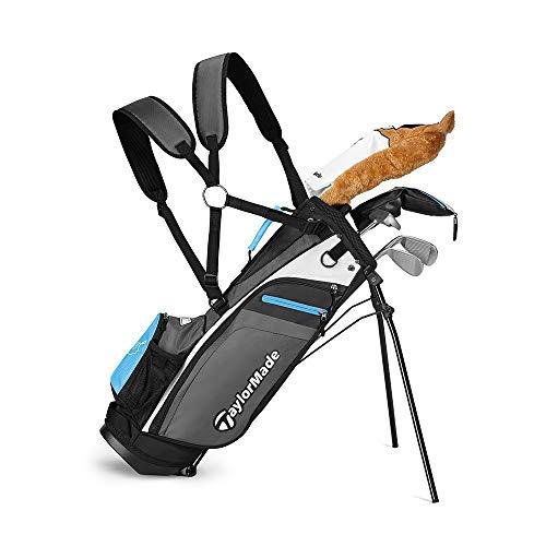 TaylorMade Rory Junior Golf Set K40 (6 PC Set, Right Hand, Regular Flex)