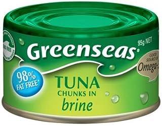 Greenseas Tuna in Brine 95gm x 12