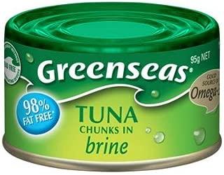 Green Seas Tuna Brine 95g