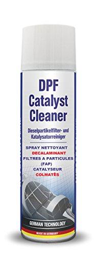 Bluechem France Spray décalaminant Filtre à Particules (FAP) & Catalyseur Essence - Cerifié TÜV