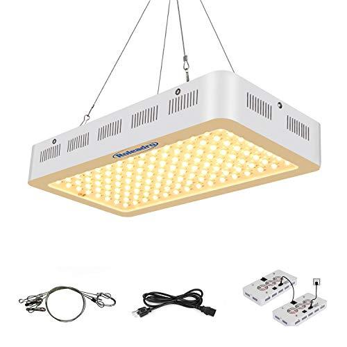 Roleadro LED Grow Light, 1200W 2nd Generation Plant Light Full...