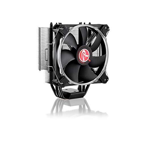 Raijintek Leto RGB CPU-Kühler Sockel 775 1150 1151 1155 1156 1366 AM4#310217
