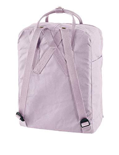 Fjällräven Unisex Adult Kånken Backpack - Pastel Lavender, 27 x 13 x 38 cm/16 Litre