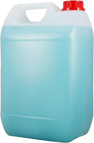 Hair & Body Shampoo 2x5 Liter Kanister (türkis) - Qualität aus Thüringen (Artikelnummer 11005-2, Duschgel und Shampoo in einem)