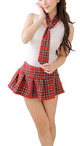Shangrui Mujeres de la serie Uniforme Escocia-uniforme escocés de la escuela