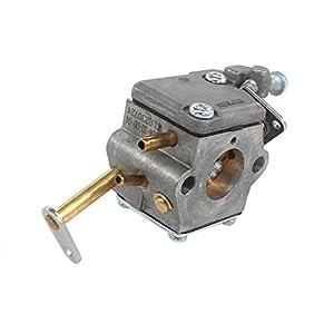 AISEN Carburetor for Homelite 33cc Chainsaw WT673 WT-673 Carb Fuel Line Kit