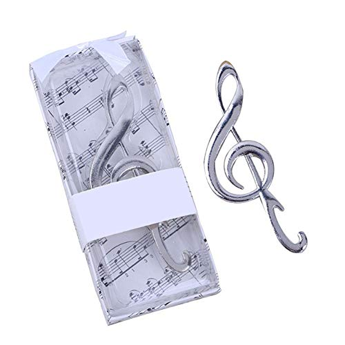 Apribottiglie Symphony' Chrome Music Note Apribottiglie - Totale 6 articoli