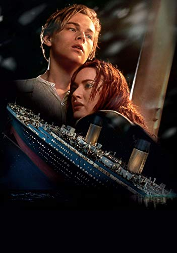 Puzzles Rompecabezas  Película Titanic   Juego De Rompecabezas De Madera De 1000 Piezas para Adultos Niños Puzzle Juguetes Decoración del Hogar